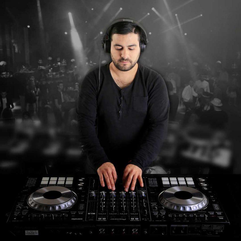 DJ Aviram Haim - אירוע בלתי נשכח של פעם בחיים